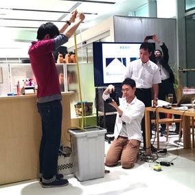 八戸サイエンス★ナイト 「水の科学~押す力と切る力~」