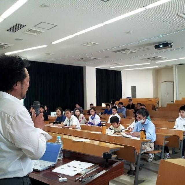 公開講座「まちづくり講演」が開催されました。