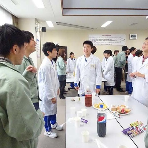 「化学の学校」を開催しました。