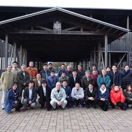 「秋田県における建築木材産業の現状を学ぶ研修会」を開催しました。