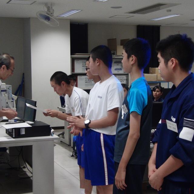 公開講座「メカnoワールド体験塾Aコース」を開催しました。
