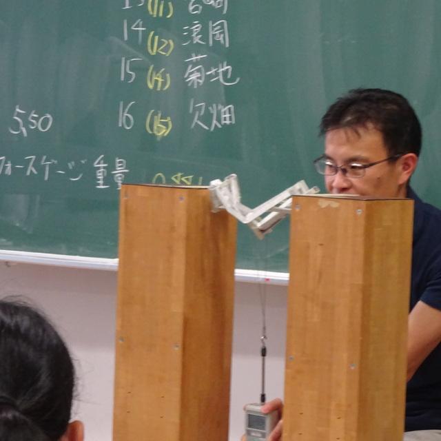 公開講座「ブリッジコンテスト」が開催されました。