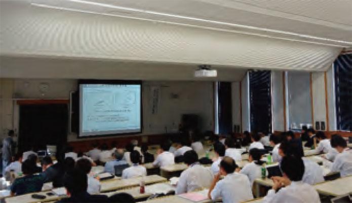 弘前大学、岩手大学、八戸高専、一関高専4校学術交流会