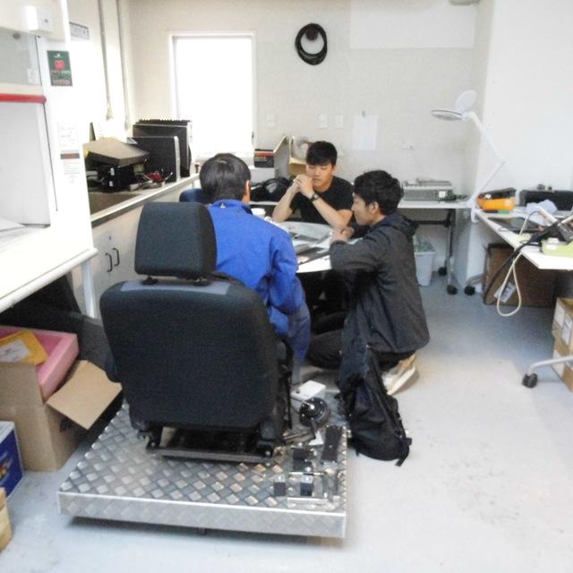 本校の専攻科生3名がニュージーランド(オタゴ・ポリテクニック)で海外研修を行いました。(2017.10.2-2017.11.10)