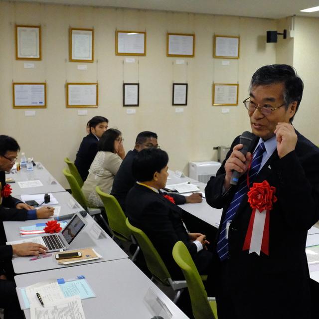 国際セミナーを開催しました(2018.11.20)