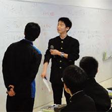 物理の授業